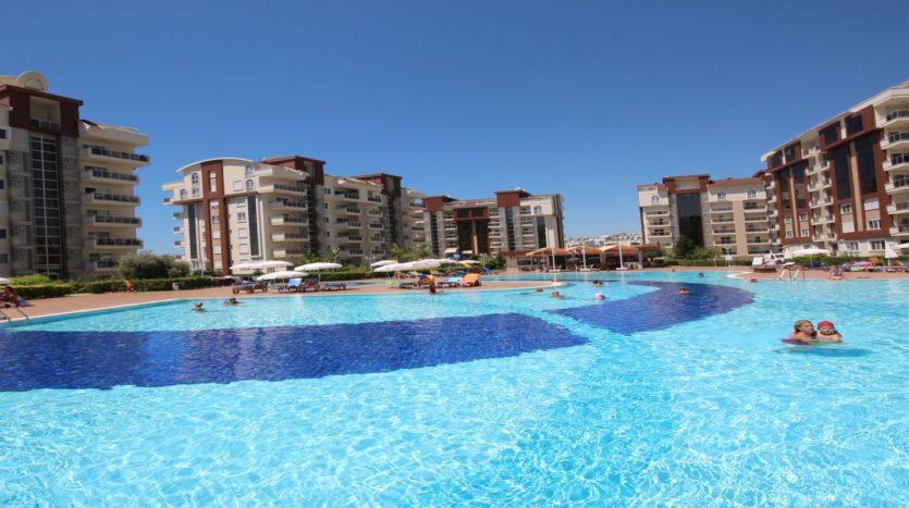 4 Zimmer Penthouse In Alanya Avsallar In Einer Tollen Ferienanlage
