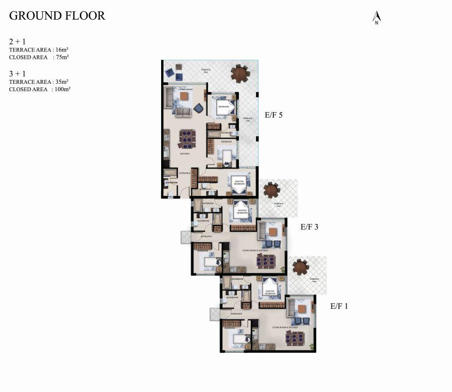 Ground Floor E/F